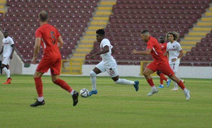 Gaziantep FK , Hatayspor'a Yenildi : 1-0