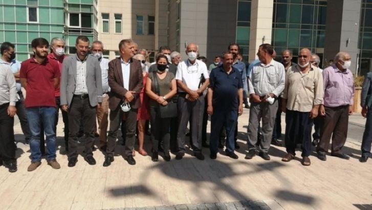 Gaziantep'te HDP ve DBP'ye yönelik operasyonda tutuklu kalmadı