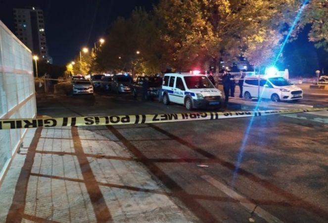 Gaziantep'te 3 Kişi Polise Ateş Açtı. Biri Vurularak Yakalandı