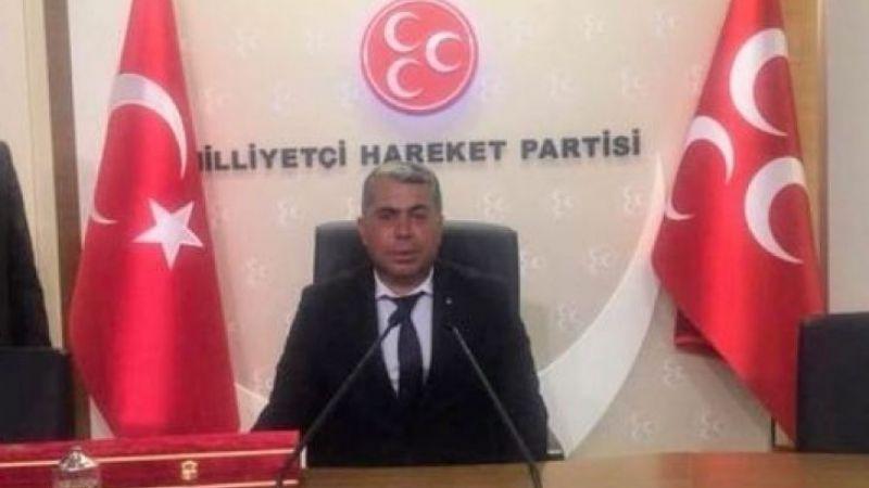 MHP Araban İlçe Başkanı Trafik Kazasında Yaşamını Yitirdi
