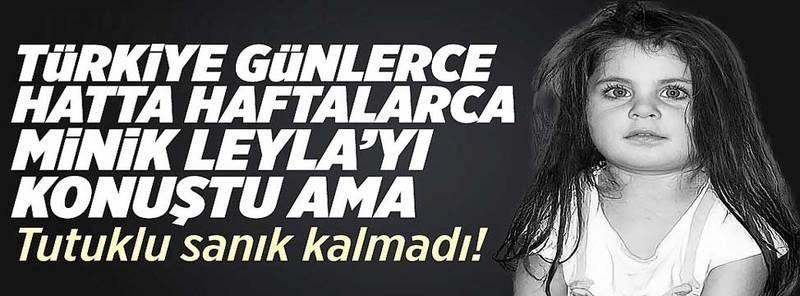 Son Dakika Haber: Leyla Aydemir cinayetinde top yekün beraat!
