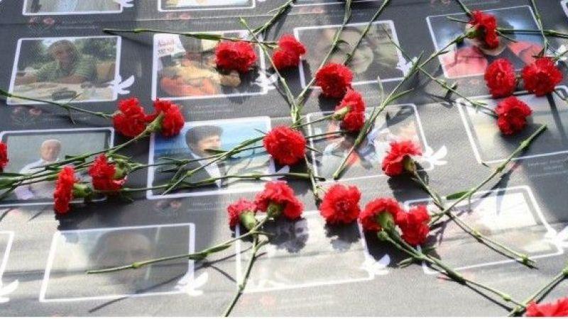 """Gaziantep'te Bugün """"  Gar Katliamı """" Anması Yapılacak"""