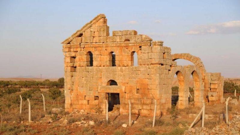 Halfeti'deki bin 500 yıllık Nuhrut Kilisesi yıkım tehdidi altında