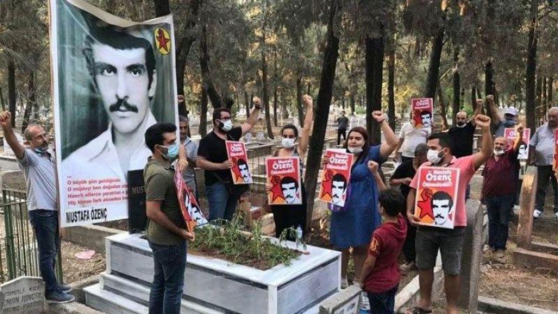 12 Eylül'ün idam ettiği Mustafa Özenç'i anan 25 kişiye soruşturma