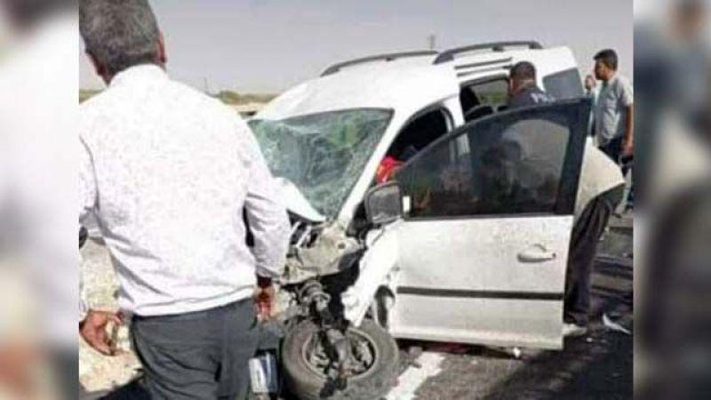 Gaziantep'te Feci Kaza : 1 Ölü 3 Yaralı Var