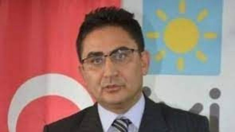 İYİ Parti Gaziantep İl Başkanı  İstifa Etti
