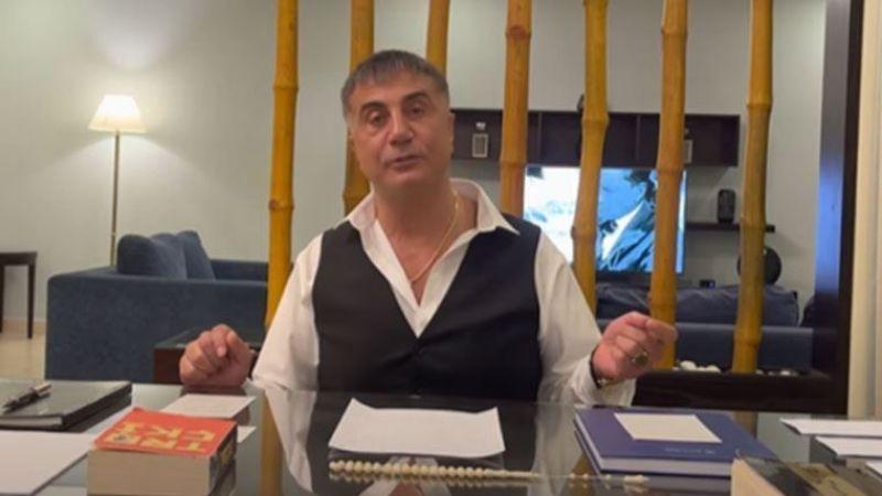 Sedat Peker'den 'ölüm listesi' iddiası: Bekliyorum