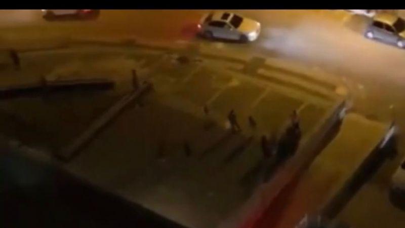 Gaziantep'te Kız Kaçırma Olayını Mahalleli Önledi