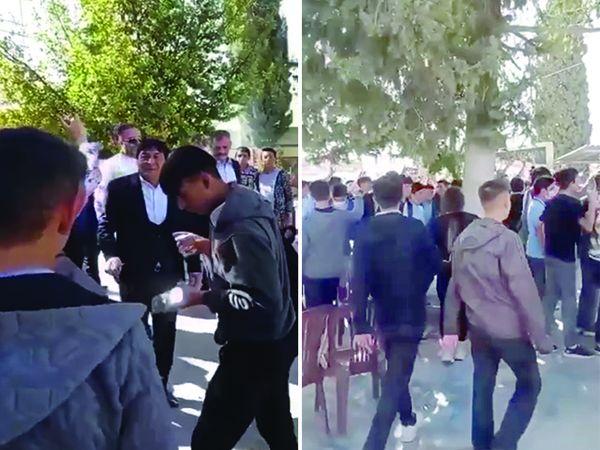 Gaziantep'te öğretmen,  öğrencilerini öyle bir yere götürdü ki...