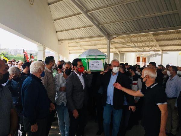 Sakarya Gaziantep'te Yüksel'in Cenazesi'nde Buluştu...Göz yaşları Yüksel Fakılı Sarı için döküldü